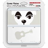 Sortie Accessoire De Jeu Coque N 5 Keke New Nintendo 3DS