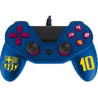 Sortie Accessoire De Jeu Manette Pro 5 PS4 FC Barcelone