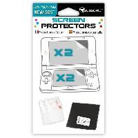 Sortie Accessoire De Jeu Protection pour ecrans pour New 3DS - Subsonic