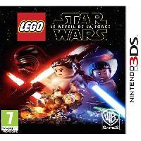 Sortie Jeux 3ds LEGO Star Wars - Le Reveil de la Force Jeu 3DS