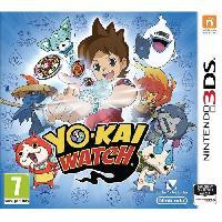Sortie Jeux 3ds Yo-Kai Watch Jeu 3DS