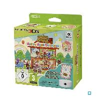 Sortie Jeux New 3ds - 3ds Xl Animal Crossing Happy Home Designer 3DS + Lecteur NFC + 1 carte amiibo Animal Crossing HHD