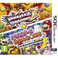 Sortie Jeux New 3ds - 3ds Xl Puzzle et Dragons Z et Super Mario - Jeu Nintendo 3DS