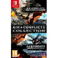 Sortie Jeux Nintendo Switch Air Conflicts Collection (Secret Wars + Pacific Carriers) Jeu Switch - Just For Games