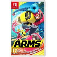 Sortie Jeux Nintendo Switch Arms Jeu Switch