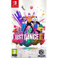 Sortie Jeux Nintendo Switch Just Dance 2019 Jeu Switch