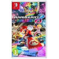 Sortie Jeux Nintendo Switch Mario Kart 8 Deluxe Jeu Switch - Nintendo