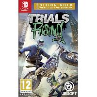 Sortie Jeux Nintendo Switch Trials Rising Edition Gold Jeu Switch