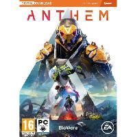 Sortie Jeux Pc Anthem Jeu PC