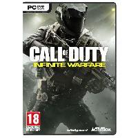 Sortie Jeux Pc Call of Duty- Infinite Warfare Jeu PC