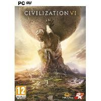 Sortie Jeux Pc Civilization VI Jeu PC - Take 2