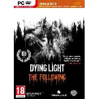 Sortie Jeux Pc Dying Light- The Following - Enhanced Edition Jeu PC