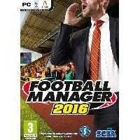Sortie Jeux Pc Football Manager 16 Jeu PC