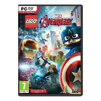 Sortie Jeux Pc LEGO Marvel's Avengers Jeu PC