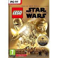 Sortie Jeux Pc LEGO Star Wars - Le Reveil de la Force Edition Deluxe Jeu PC
