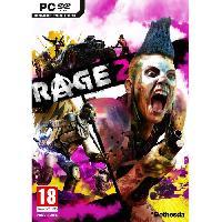 Sortie Jeux Pc Rage 2 Jeu PC - Bethesda