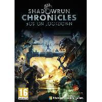 Sortie Jeux Pc Shadowrun Chronicles - Boston Lockdown Jeu PC