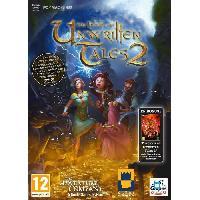 Sortie Jeux Pc The Book of Unwritten Tales 2 -Book 1 en bonus- Jeu PC