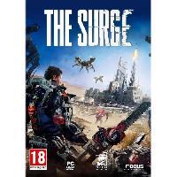 Sortie Jeux Pc The Surge jeu PC