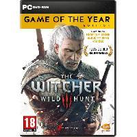 Sortie Jeux Pc The Witcher 3 - Wild Hunt Goty Edition Jeu PC
