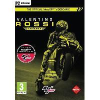 Sortie Jeux Pc Valentino Rossi - The Game Jeu PC