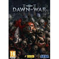 Sortie Jeux Pc Warhammer 40.000 - Dawn Of War III Jeu PC