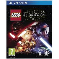 Sortie Jeux Playstation Vita LEGO Star Wars : Le Réveil de la Force Jeu PS Vita - Warner Games