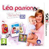 Sortie Jeux Playstation Vita Lea Passion Bebe Jeu 3DS