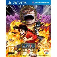 Sortie Jeux Playstation Vita One Piece - Pirate Warriors 3 Jeu PS Vita