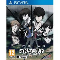Sortie Jeux Playstation Vita Psycho-Pass - Mandatory Hapiness Jeu PS Vita