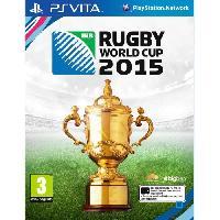 Sortie Jeux Playstation Vita Rugby World Cup 2015 Jeu PS Vita