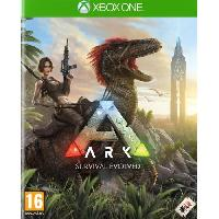 Sortie Jeux Xbox One Ark Survival Evolved Edition Day One Jeu Xbox One
