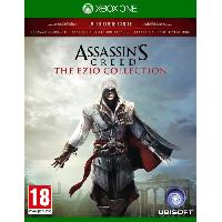 Sortie Jeux Xbox One Assassin's Creed The Ezio Collection Jeu Xbox One - Ubisoft