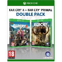 Sortie Jeux Xbox One Compil Far Cry 4 + Far Cry Primal Jeu Xbox One