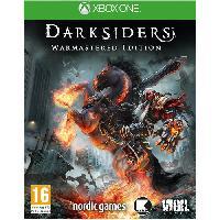Sortie Jeux Xbox One Darksiders Warmastered Edition Jeu Xbox One