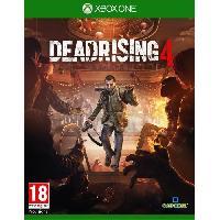Sortie Jeux Xbox One Dead Rising 4 Jeu Xbox One
