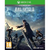 Sortie Jeux Xbox One Final Fantasy XV Day One Edition Jeu Xbox One