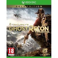 Sortie Jeux Xbox One Ghost Recon Wildlands Edition Gold Jeu Xone