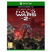 Sortie Jeux Xbox One Halo Wars 2 Ultimate Edition Jeu Xbox One