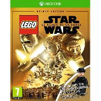 Sortie Jeux Xbox One LEGO STAR WARS - Le Reveil de la Force - Deluxe Edition First Order General Jeu XBOX ONE