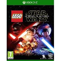 Sortie Jeux Xbox One LEGO Star Wars - Le Reveil de la Force Jeu Xbox One - Warner Games