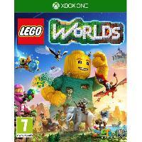 Sortie Jeux Xbox One LEGO Worlds Jeu Xbox One