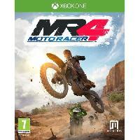 Sortie Jeux Xbox One Moto Racer 4 Jeu Xbox One