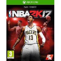 Sortie Jeux Xbox One NBA 2K17 Jeu Xbox One
