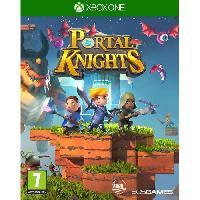 Sortie Jeux Xbox One Portal Knights Jeu Xbox One