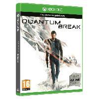 Sortie Jeux Xbox One Quantum Break Jeu Xbox One