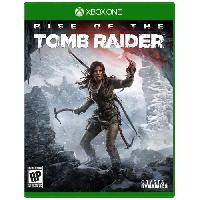Sortie Jeux Xbox One Rise of The Tomb Raider Jeu Xbox One