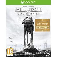 Sortie Jeux Xbox One Star Wars Battlefront Edition Ultimate Jeu Xbox One - Electronic Arts