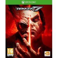 Sortie Jeux Xbox One Tekken 7 Jeu Xbox One