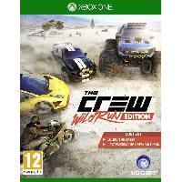 Sortie Jeux Xbox One The Crew Wild Run Jeu Xbox One